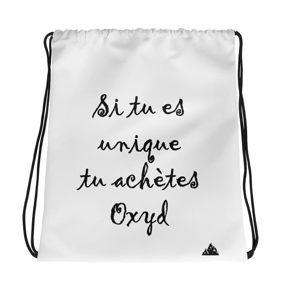 Joke by oxyd Drawstring bag