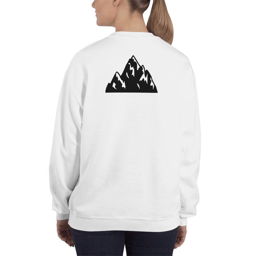 OXYD® Mountain Gildan 18000 Unisex Heavy Blend Crewneck Sweatshirt