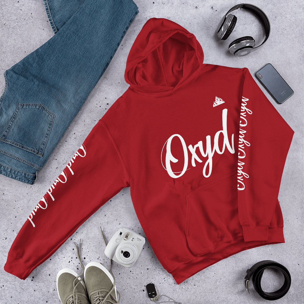 OXYD® Mountain Hooded Sweatshirt