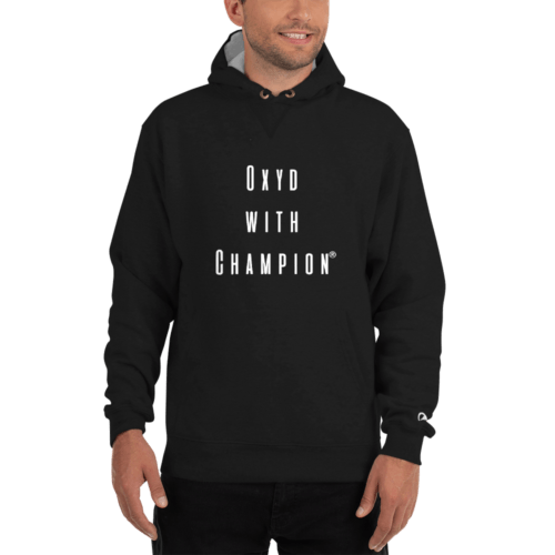 Oxyd with Champion® Hoodie