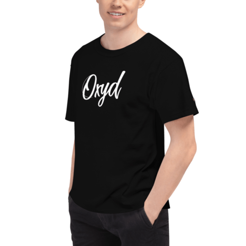 OXYD® Black Original Champion®® T-Shirt
