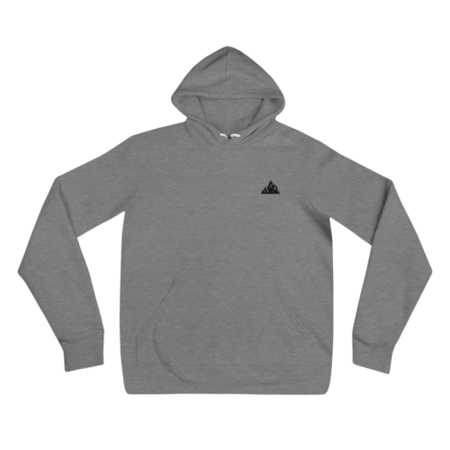 OXYD® Mountain Unisex Pullover Hoodie | Bella + Canvas 3719