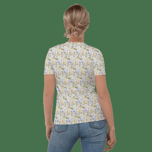 Oxyd Liby Yellow Women's T-shirt