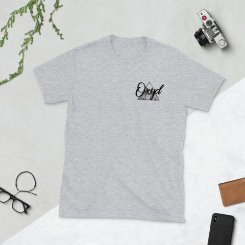 oxyd mountain Short-Sleeve T-Shirt