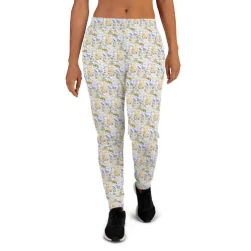 Oxyd Liby Yellow  Women's Joggers