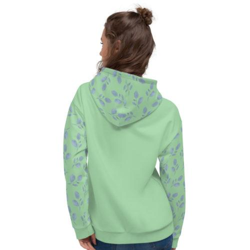 Green Ash Blue Branch NY 2021 Unisex Hoodie