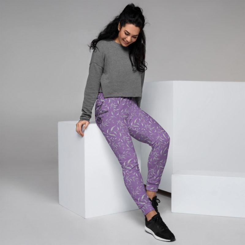 Amethyst Orchid Sizzle NY 2021 Women's Joggers