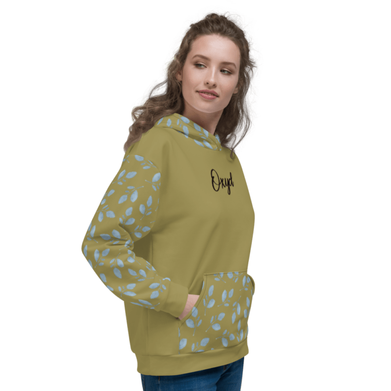 Willow Blue Branch NY 2021 Unisex Hoodie