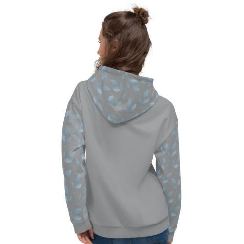 Ultimate Gray Blue Branch NY 2021 Unisex Hoodie