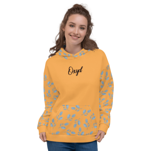 Marigold Blue Branch NY 2021 Unisex Hoodie