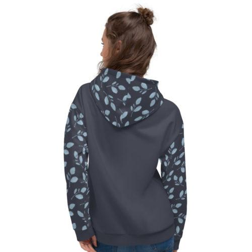 Inkwell Blue Branch NY 2021 Unisex Hoodie