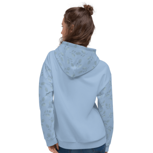 Cerulean Blue Branch NY 2021 Unisex Hoodie