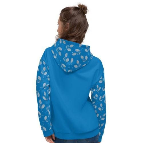 French Blue Blue Branch NY 2021 Unisex Hoodie