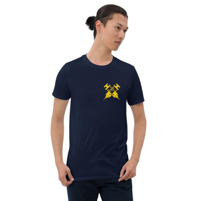T-shirt Unisexe Paria Non Vacciné
